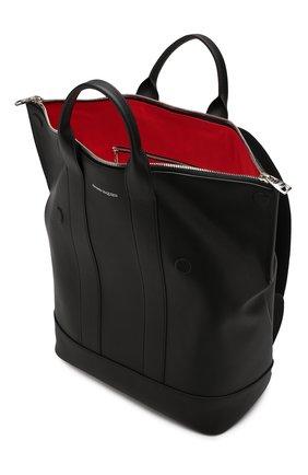 Кожаный рюкзак | Фото №4