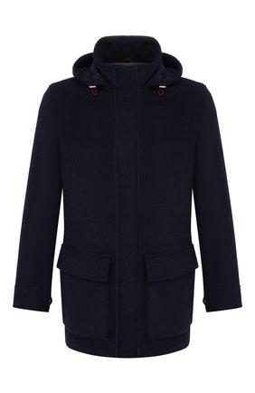 Мужская кашемировая куртка BRUNELLO CUCINELLI темно-синего цвета, арт. MT4976416 | Фото 1