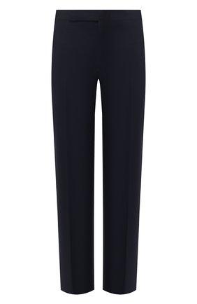 Мужской хлопковые брюки RALPH LAUREN темно-синего цвета, арт. 798789668 | Фото 1