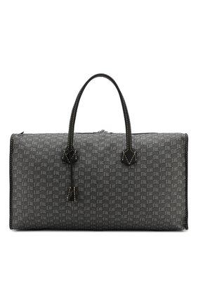 Мужская текстильная дорожная сумка MOREAU темно-серого цвета, арт. JP0L55JJ0BBNSTB | Фото 1