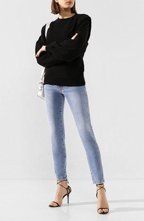 Женские джинсы DSQUARED2 синего цвета, арт. S75LB0328/S30595 | Фото 2