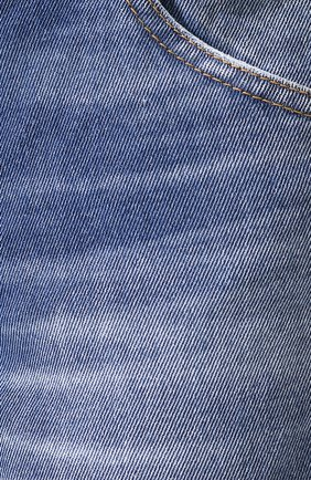 Женские джинсы DSQUARED2 синего цвета, арт. S75LB0278/S30662 | Фото 5