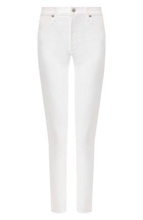 Женские джинсы-скинни CITIZENS OF HUMANITY белого цвета, арт. 1611-1106 | Фото 1