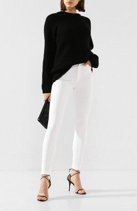 Женские джинсы-скинни CITIZENS OF HUMANITY белого цвета, арт. 1611-1106 | Фото 2