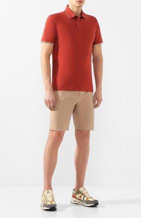 Мужские комбинированные кроссовки mase PREMIATA разноцветного цвета, арт. MASE/VAR4553 | Фото 2