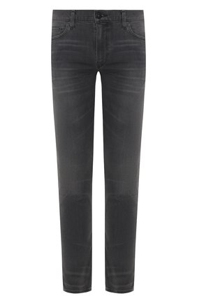 Мужские джинсы PAIGE темно-серого цвета, арт. M653901-6657 | Фото 1