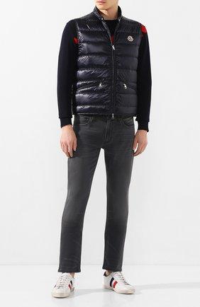 Мужские джинсы PAIGE темно-серого цвета, арт. M653901-6657 | Фото 2