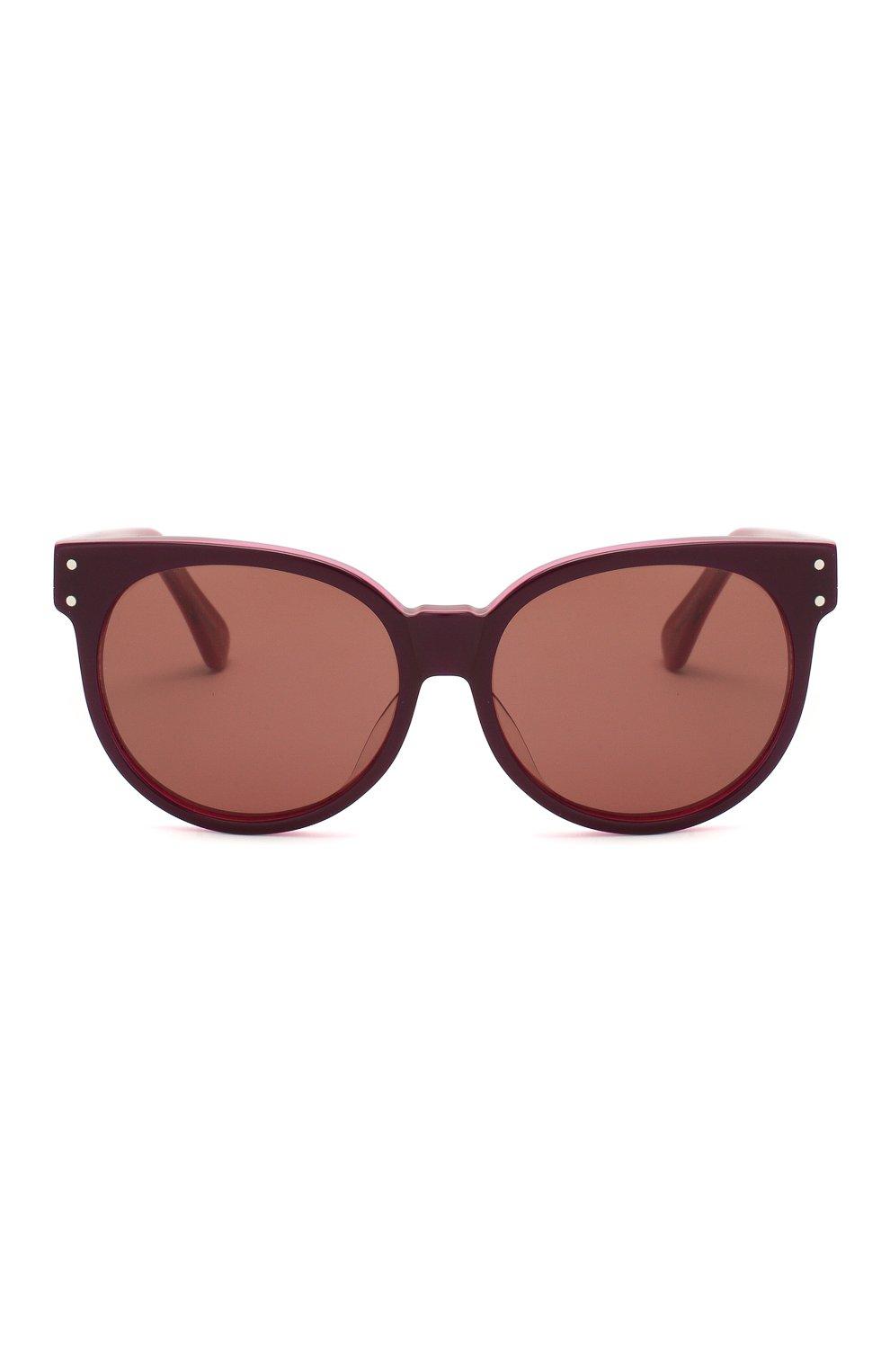 Детские солнцезащитные очки OLIVER GOLDSMITH красного цвета, арт. BALK0 | Фото 2
