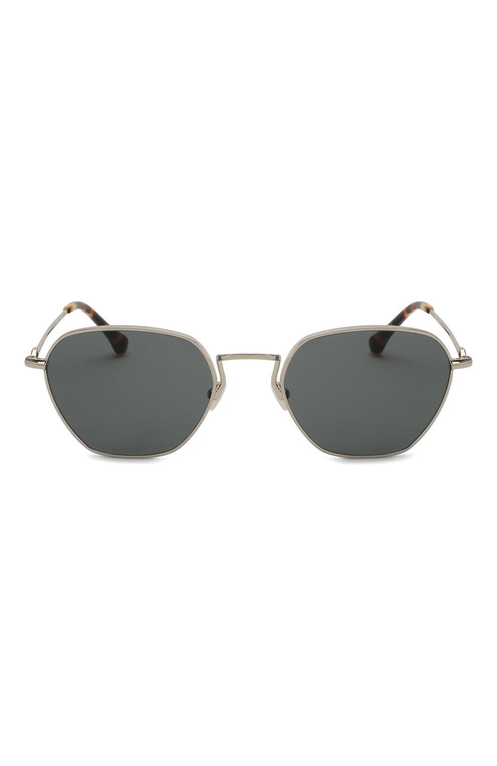 Женские солнцезащитные очки ALESSANDRA RICH серебряного цвета, арт. AR1C3 SUN   Фото 3