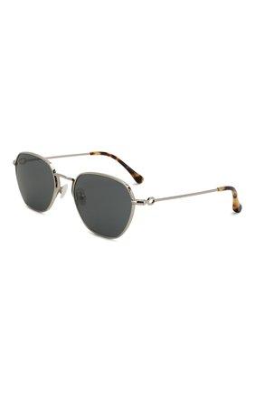 Женские солнцезащитные очки ALESSANDRA RICH серебряного цвета, арт. AR1C3 SUN   Фото 5