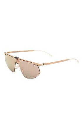 Мужские солнцезащитные очки MYKITA MYLON розового цвета, арт. PARIS/454 | Фото 1
