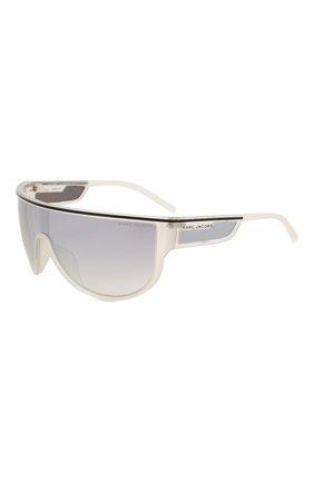 Мужские солнцезащитные очки MARC JACOBS (THE) прозрачного цвета, арт. MARC 410 2M4 | Фото 1