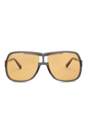 Женские солнцезащитные очки TOM FORD оранжевого цвета, арт. TF800 20E | Фото 4