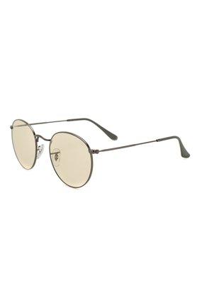 Женские солнцезащитные очки RAY-BAN темно-серого цвета, арт. 3447-004/T2 | Фото 1