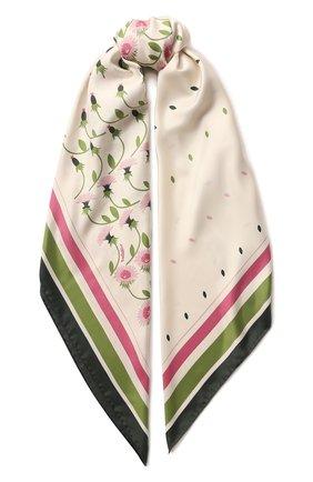 Шелковый платок Valentino Garavani | Фото №1