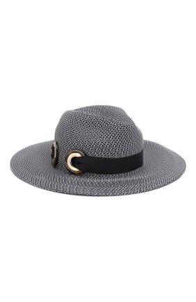 Женская шляпа GIORGIO ARMANI серого цвета, арт. 797303/0P503 | Фото 1