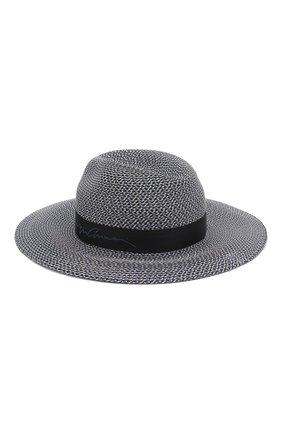 Женская шляпа GIORGIO ARMANI серого цвета, арт. 797303/0P503 | Фото 2