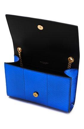 Женская сумка monogram kate SAINT LAURENT темно-синего цвета, арт. 469390/LZA0J   Фото 4