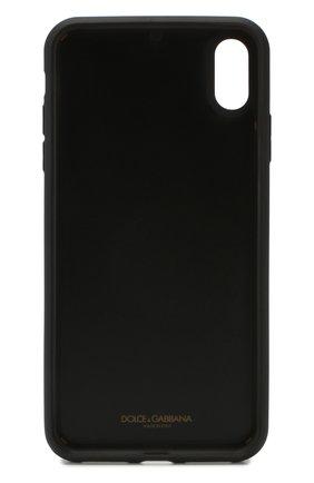 Мужской чехол для iphone xs max DOLCE & GABBANA белого цвета, арт. BI2515/AJ757 | Фото 2