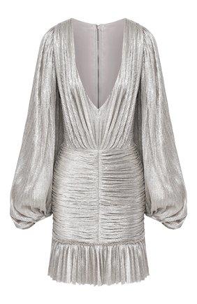 Женское платье KALMANOVICH Х TSUM серебряного цвета, арт. KTSUM002 | Фото 1