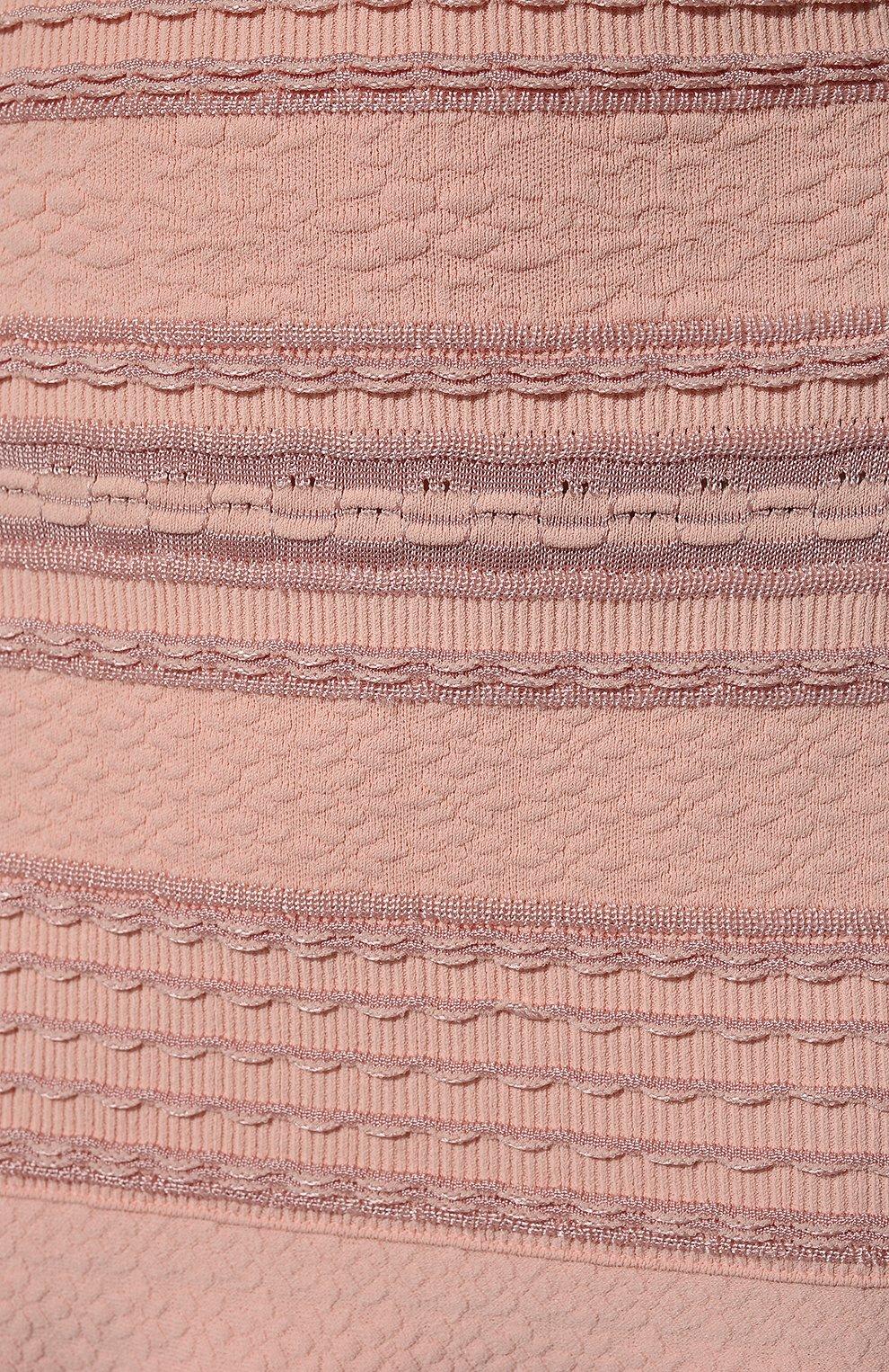 Платье из вискозы   Фото №5