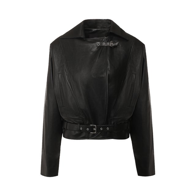 Кожаная куртка Jitrois