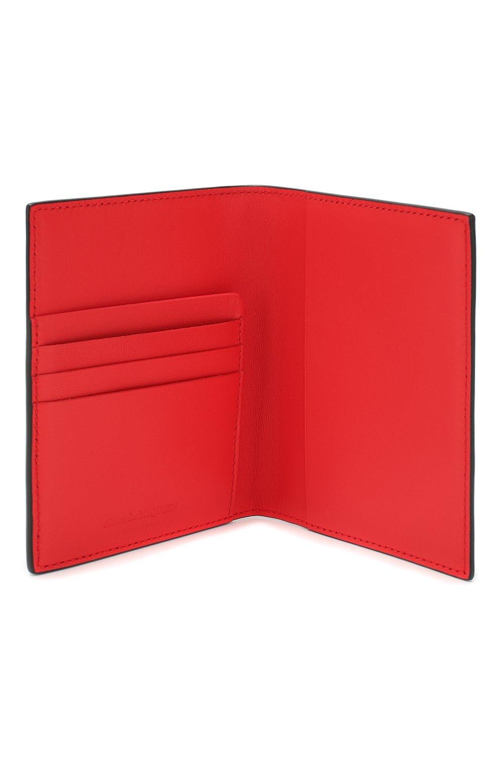 Кожаная обложка для паспорта   Фото №3