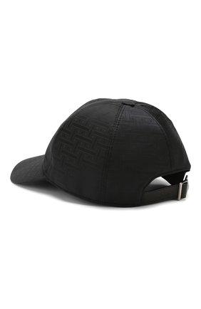 Мужской бейсболка BRIONI черного цвета, арт. 04740L/P9912 | Фото 2