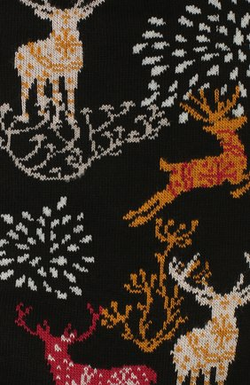 Мужские хлопковые носки STORY LORIS черного цвета, арт. 219 | Фото 2
