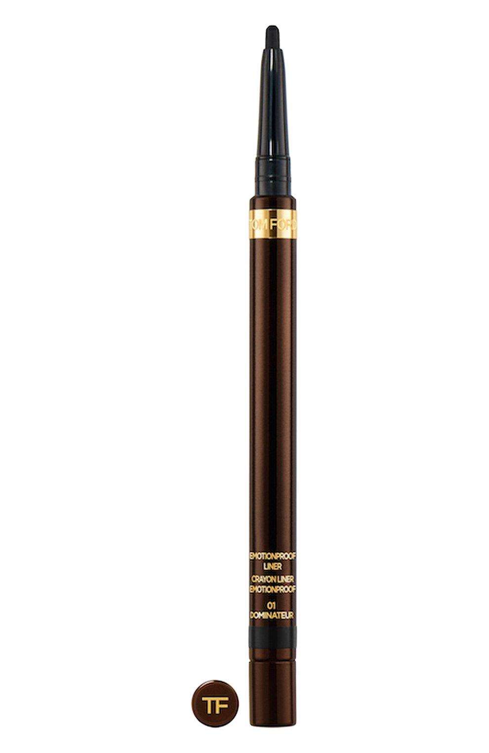 Женский карандаш для глаз emotionproof, оттенок 01 dominateur TOM FORD бесцветного цвета, арт. T6YF-01 | Фото 1