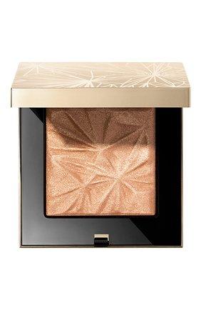 Пудра с эффектом сияния Luxe Illuminating Powder, Golden Hour | Фото №1