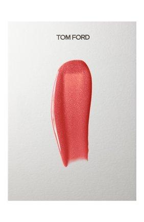 Блеск для губ, оттенок 03 Tantalize | Фото №2