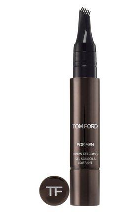 Мужского гель для бровей brow definer TOM FORD бесцветного цвета, арт. T68C-01 | Фото 1