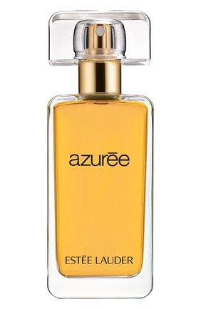 Женский парфюмерная вода azuree ESTÉE LAUDER бесцветного цвета, арт. YX36-01 | Фото 1