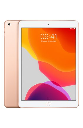 "iPad 10.2"" Wi-Fi 128GB Gold 