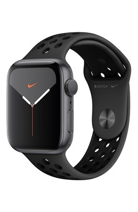 Смарт-часы Apple Watch Nike Series 5 GPS 44mm Space Gray Aluminium Case with Anthracite/Black Nike Sport Band | Фото №1