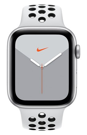 Смарт-часы Apple Watch Nike Series 5 GPS 44mm Silver Aluminium Case with Anthracite/Black Nike Sport Band | Фото №2