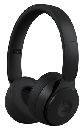 Беспроводные наушники solo pro BEATS черного цвета, арт. MRJ62EE/A | Фото 1
