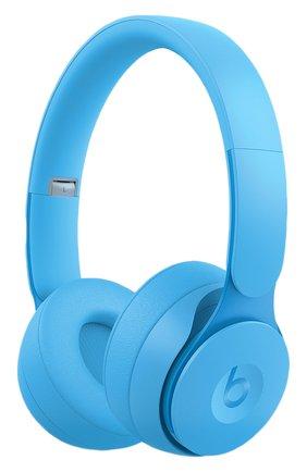 Мужские беспроводные наушники solo pro BEATS голубого цвета, арт. MRJ92EE/A | Фото 1