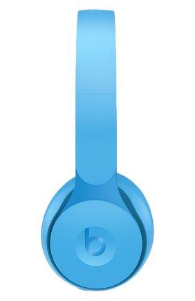 Мужские беспроводные наушники solo pro BEATS голубого цвета, арт. MRJ92EE/A | Фото 2