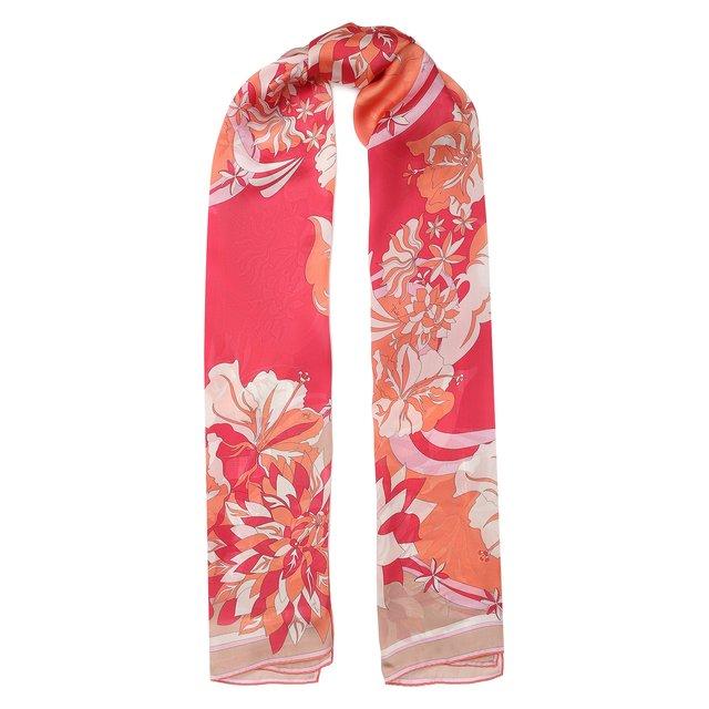 Шелковый шарф Emilio Pucci