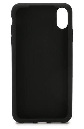 Мужской чехол для iphone xs max DOLCE & GABBANA черного цвета, арт. BI2513/AJ980 | Фото 2