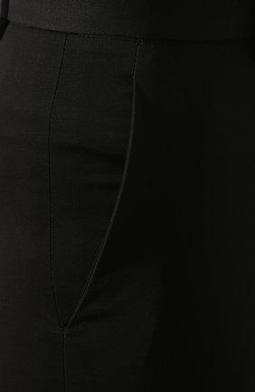 Женские брюки VERSACE черного цвета, арт. A85701/A220957 | Фото 5