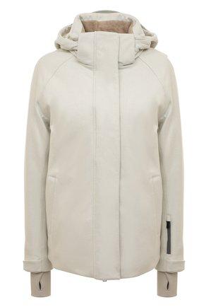 Женская утепленная куртка LORO PIANA белого цвета, арт. FAL0204 | Фото 1