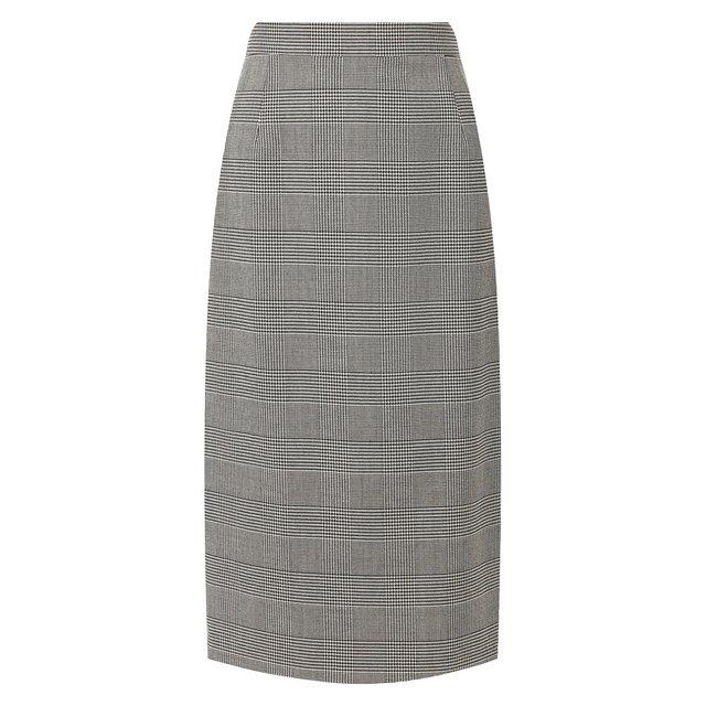 Шерстяная юбка Escada