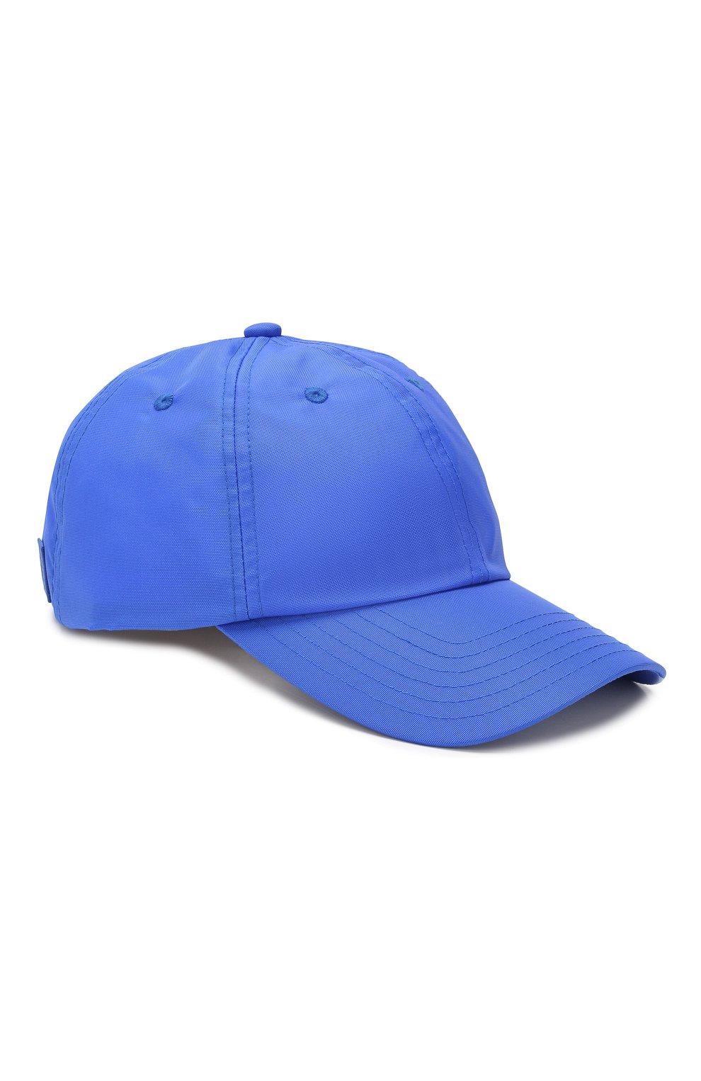 Мужской бейсболка ACNE STUDIOS синего цвета, арт. C40073/M   Фото 1