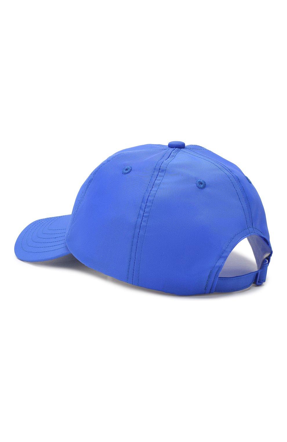 Мужской бейсболка ACNE STUDIOS синего цвета, арт. C40073/M   Фото 2