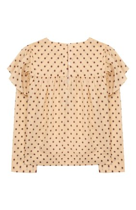 Хлопковая блузка | Фото №2