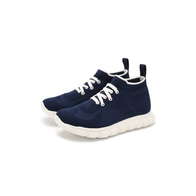 Текстильные кроссовки Il Gufo — Текстильные кроссовки