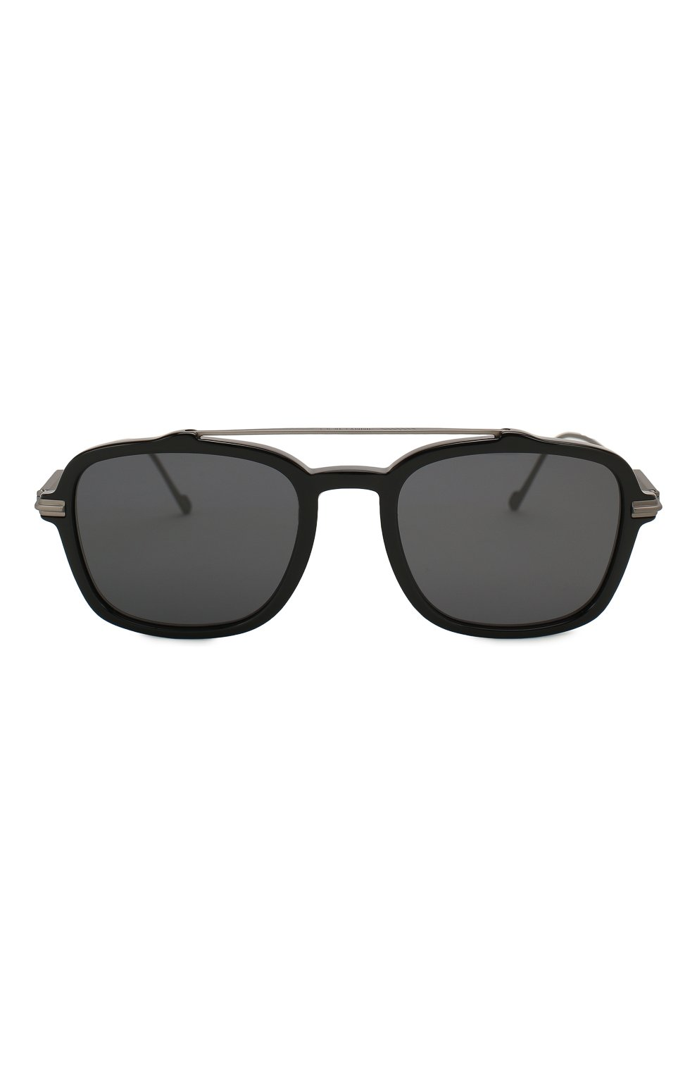 Мужские солнцезащитные очки JIMMY CHOO черного цвета, арт. KEVIN 807 | Фото 3